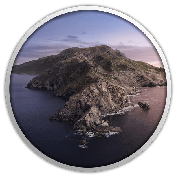 macOS Catalina badge