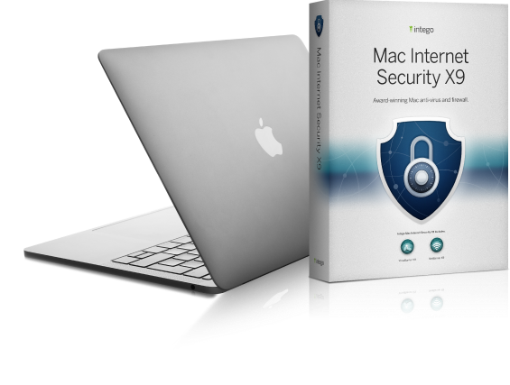 Suite de sécurité Intego Mac Internet Security X9