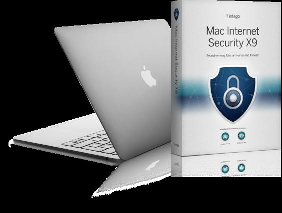 Suite de sécurité Intego Mac Internet Security X9